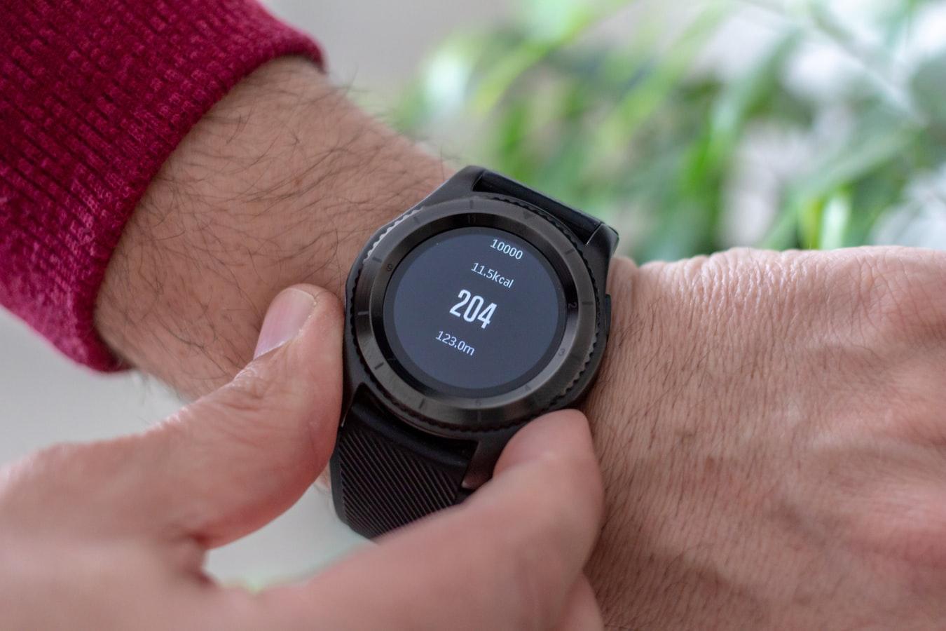 La montre connectée